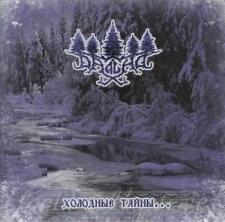 Dalina - Cold Mysteries CD 2011 folk ambient Belarus