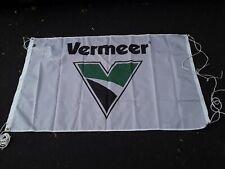 Vintage Vermeer Advertising Banner-EQUIPMENT MAKER