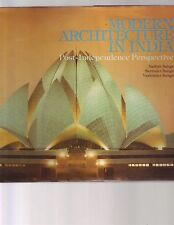 Modern Architecture in India: Post-Independence Perspective by Sarbjit Bahga,