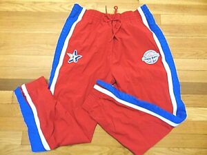 MITCHELL & NESS NBA HWC 1988 WEST ALL-STAR AUTHENTIC GAME WARM UP PANTS SIZE L
