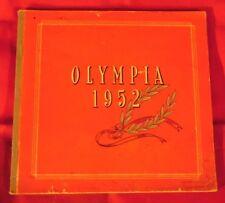Sammelbilderalbum, informator, Olympia 1952 - 1., banda con imágenes 55