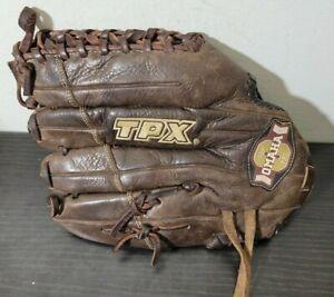"""Louisville Slugger TPX Omaha Pro Series OPRO1275 12.75"""" Baseball Glove Mitt RHT"""