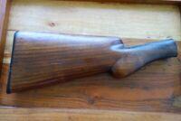 Remington Model 11 Shotgun Stock Buttstock Original 12 Gauge W/ Buttplate