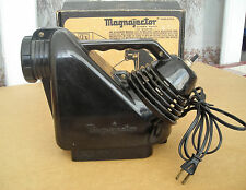 1960s Rainbow Crafts Magnajector Magnifier Image Projector Bakelite w/o Bulb