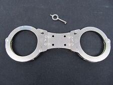 Ex Police Hiatt Skeleton Speedcuffs Speedcuff Rigid Handcuffs & Key Grade 1 K4/S