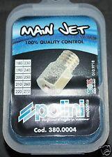 3800002 Kit da 10 Getti POLINI  per Carburatore Mikuni  da 80 a 125
