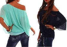 Plus Size Cap Sleeve Singlepack Tops & Shirts for Women