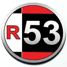 R53 - 1st Gen MINI Cooper S Hatchback 2002-2006 - Grill Badge