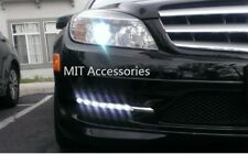 Mercedes Benz W204 AMG 08-11 C300 sport LED fog lights DRL Daytime running light
