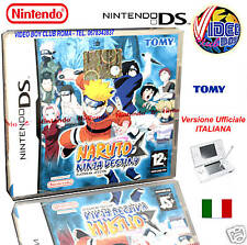 NARUTO NINJA DESTINY GIOCO NUOVO PER NINTENDO DS E 3DS EDIZIONE ITALIANA PAL ITA