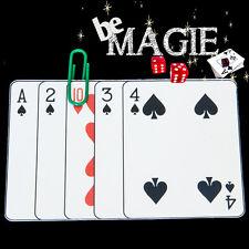 Clip Card -  Tour de magie