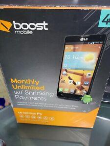 LG Optimus F7 US870 - 8GB - Black (Boost Mobile) Smartphone~Brand New!