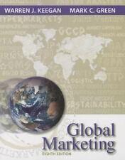 Global Marketing by Warren J. Keegan and Mark C. Green (2014, Paperback)