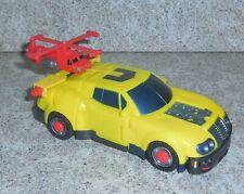 Transformers Armada HOT SHOT JOLT Deluxe Super-Cons