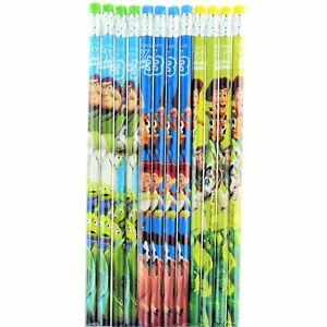 Disney Pixar Toy Story Pencils (2 packs/12 each pack)