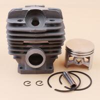 48mm Cylinder Piston Kit For Stihl 034 AV SUPER MS340 MS360 036 Nikasil Plated