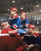 Petrov Team USSR 8x10 Photo Kharlamov Mikhailov