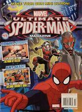 Marvel Ultimate Spiderman Magazine Sept Oct 2017 Comic Strip  FREE SHIPPING mc
