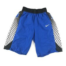 Nike Duke Blue Devils NCAA Basketball Authentic Team Shorts Men's Large