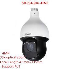 Dahua SD59430U-HNI 4MP POE H.265 WDR IP66 30x IR 100m PTZ Network Dome Camera
