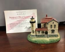 Danbury Mint, Admiralty Head Lighthouse; Historic American Lighthouses