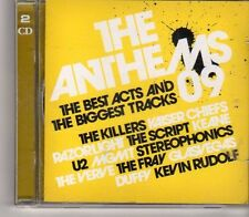(GA932) The Anthems 09, 2CD  - 2009 CD