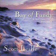 Bay of Fundy: A Natural Portrait-ExLibrary