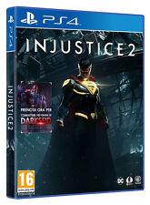 Injustice 2 (Sony PlayStation 4, 2017) PS4
