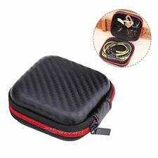 Earphone Headset Storage Case Headphone Protection Carry Hard Bag Box