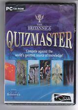 (GU707) la Britannica Quizmaster - 2004 DVD