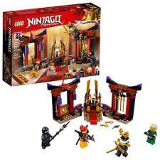 LEGO® NINJAGO® - Throne Room Showdown 70651 221 Pcs
