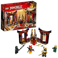 LEGO Ninjago Masters of Spinjitzu Throne Room Showdown 221pcs 70651