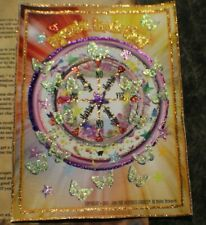 Crystal Pendulum,  Bejeweled Oracle Chart, Divination,