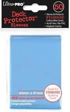 Ultra pro Kartenhüllen Light Blue Protector 50