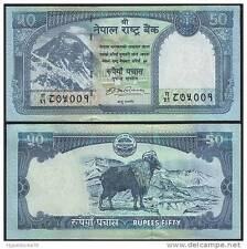 Nepal -  50 Rupees - UNC currency note