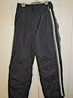 Obermeyer ATC Ski Pants Size  4 Black  Worn 1 time WARM