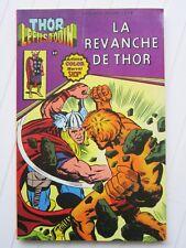 THOR Le fils d'Odin   N° 5      La revanche de Thor   TTBE