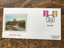 Gb 1992 WINDSOR William Dommersen Definitive Cover