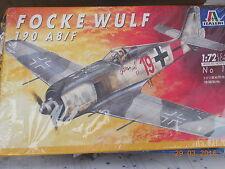 ITALERI FOCKE-WULF FW190A-8/F