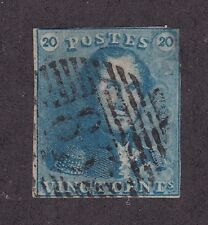 Kappysstamps Id3915 Belgium 2 Used Vf Cats 57.50