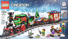 LEGO Creator Expert 10254 Festlicher Weihnachtszug Winther Holiday Train NEU OVP