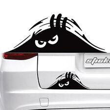 1pc Car Auto SUV Exterior Rear Windshield Decorative Monster Sticker Decal CA