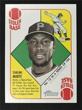 2015 Topps Heritage '51 Collection #15 Starling Marte - NM-MT