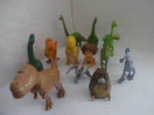 DISNEYS GOOD DINOSAUR CAKE TOPPERS 12 PLASTIC FIGURES AND A FREE GIFT BRAND NEW