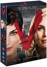V TEMPORADAS 1 Y 2 DVD SERIE DE TV NUEVO ( SIN ABRIR )