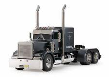 Tamiya Grand Hauler Matt Black Edition - 1/14 Scale Truck Kit #56356