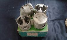 4 pistoni 80 +06 Fiat 132 1592 Lancia Beta pistons engine no 124 Sport Coupé