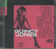 Quincy Jones Soul Bossa Nova & More 2cd Nouveau Boogie Stop Shuffle a touche of Honey