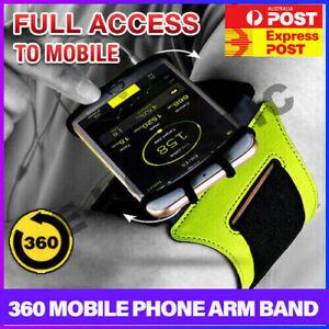 Running Jogging Arm Band Phone Holder Bag Case Armband For iPhone 12 Pro Samsung