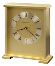 Howard Miller 645-569 Exton Tabletop Clock - Brass (New)